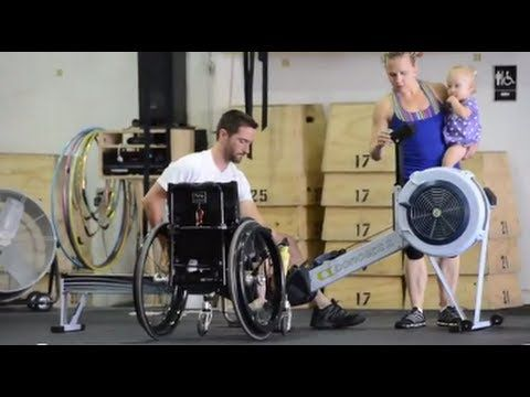 CrossFit - CrossFitting With Friedreich's Ataxia