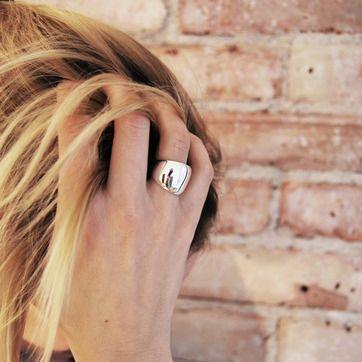 1. MILA PLAIN 2 ring