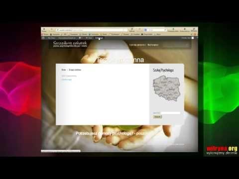 Edycja Tekstów na stronach - CMS Wordpress - YouTube
