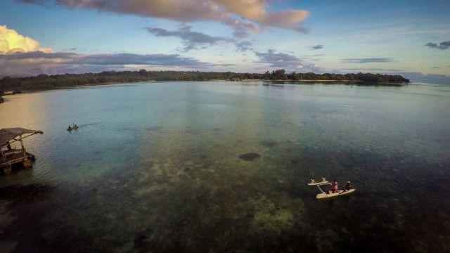 Erakor Island Resort, Efate, Vanuatu