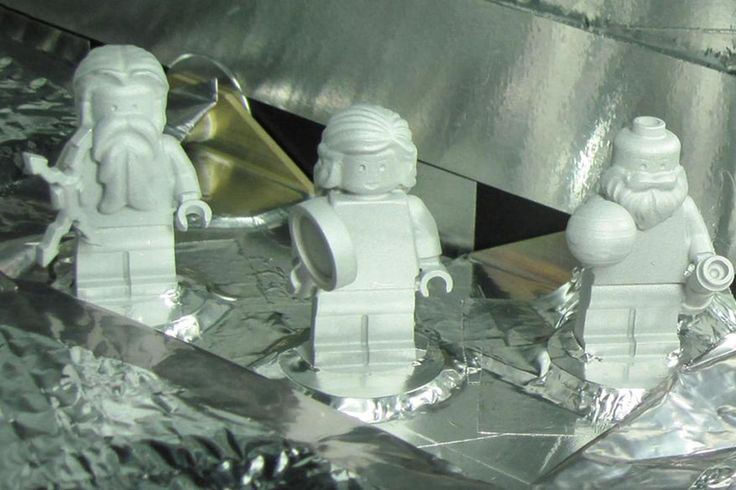 When the Juno spacecraft arrived at Jupiter earlier this week, it carried with it three tiny passengers: Lego figurines of the Roman god Jupiter, his wife Juno, and Italian astronomer Galileo...