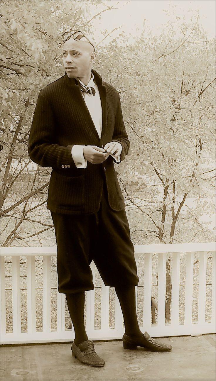 Plus Fours Sweater Fashion | Plus fours, Tweed run ...