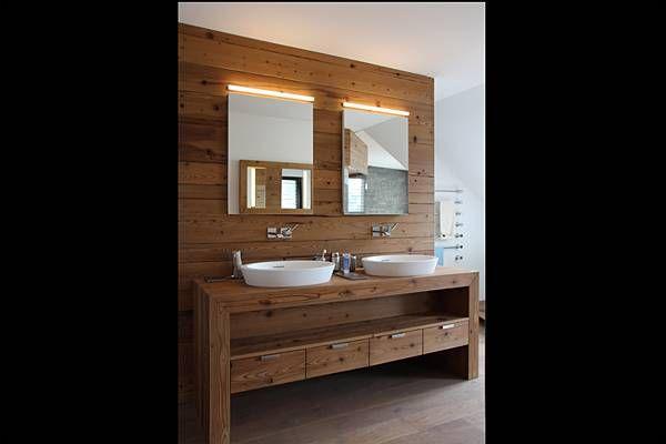 Badezimmermobel Altholz Altholz Altholz Waschtisch Holz