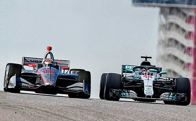 F1 Vs Indycar F1 World Champ Lewis Hamilton Vs Indy Car Driver Will Power At Cota The Proposed 2021 F1 Cars Look Suspicio Indy Cars Car And Driver Racing