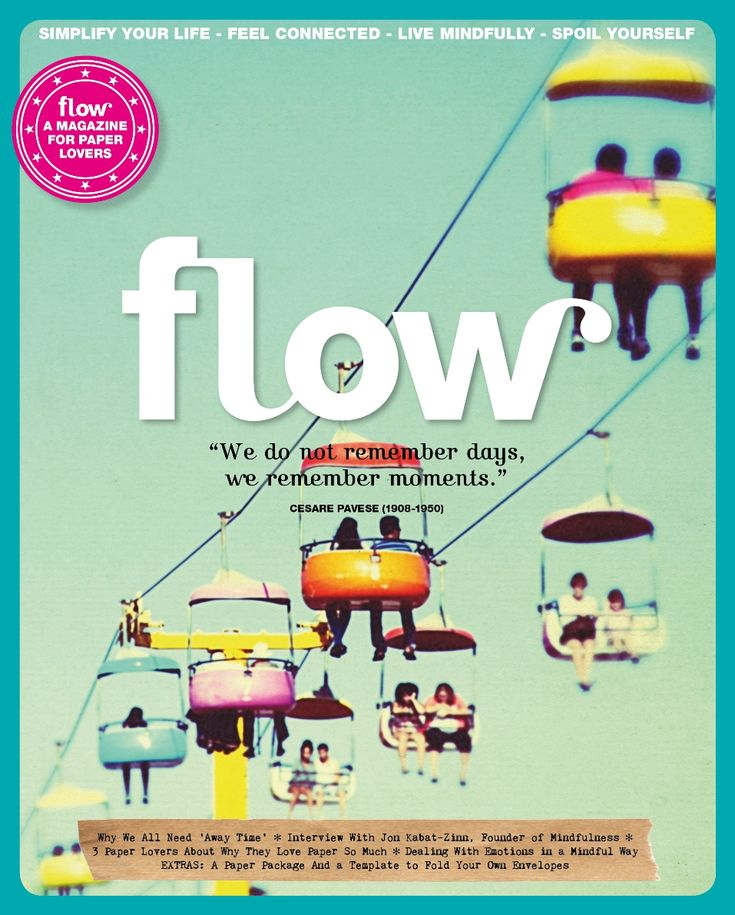 Flow Issue 10