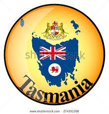 Imagini pentru tasmania FLAG VECTOR