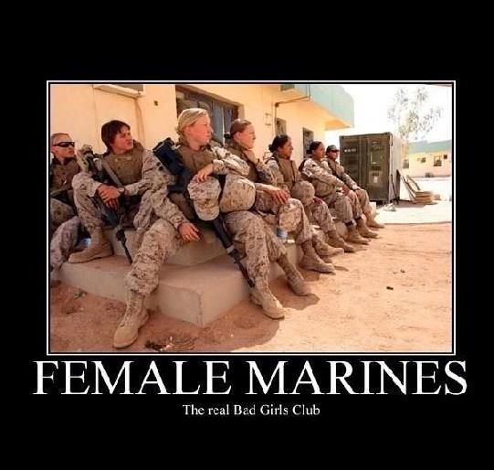 Female Marines ~ Women Marines ~            SEMPER FI