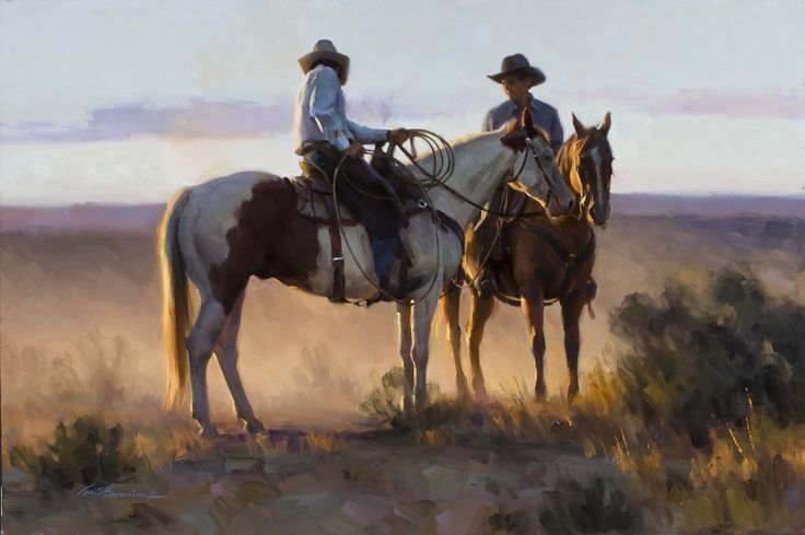 Artist: Tom Browning - Title: Last Light