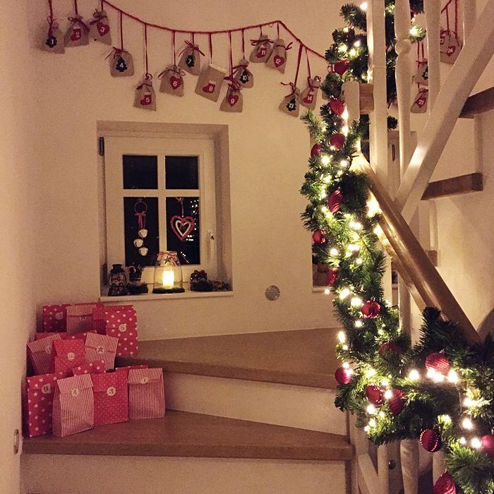 Meine Weihnachtsdekoration 2016