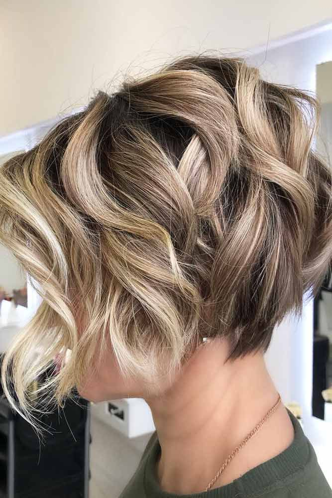 17++ Messy bob hairstyles for long faces ideas