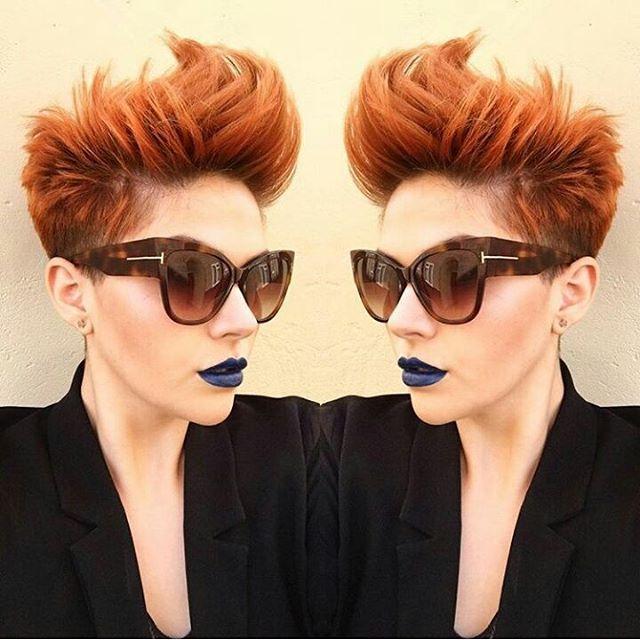 Een stoere en vrouwelijke look? Deze 10 trendy korte modellen zijn echt het proberen waard! - Kapsels voor haar
