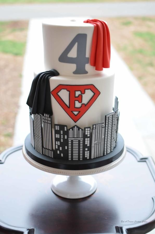 Custom Logo Cake Topper Texas