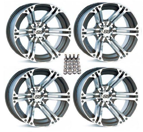 "ITP SS212 ATV Wheels/Rims Machined 12"" Polaris Sportsman RZR Ranger (4) - http://www.caraccessoriesonlinemarket.com/itp-ss212-atv-wheelsrims-machined-12-polaris-sportsman-rzr-ranger-4/  #Machined, #Polaris, #Ranger, #Sportsman, #SS212, #WheelsRims #ATV, #ATV-Wheels, #Tires-Wheels"