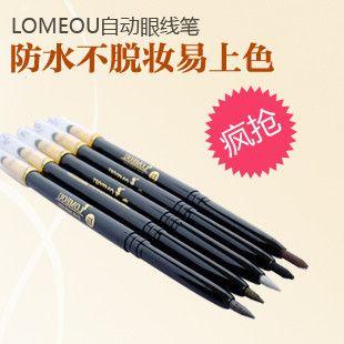 Romeo lomeou automático impermeável cinto esponja caneta sombra de olho caneta chromophous 9 alishoppbrasil