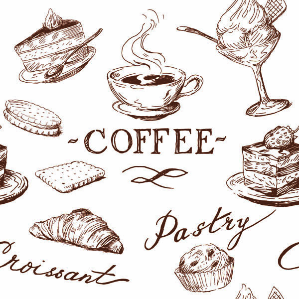 Line Drawing Kitchen : Best images about tea on pinterest creative