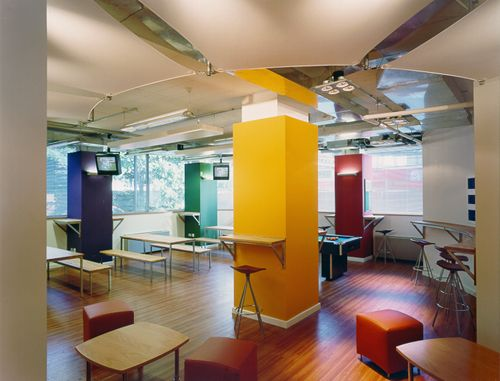 Marketing office design 500 381 pixels office for Marketing office design
