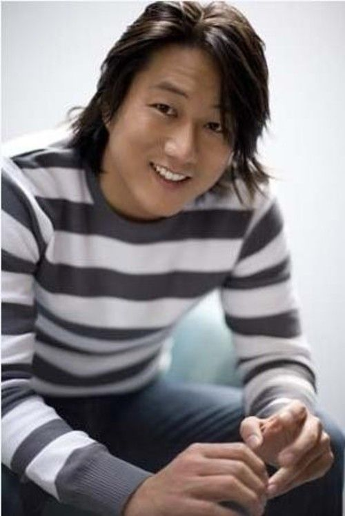 Sung Kang. First fell in love when I saw Fast and Furious Tokyo Drift