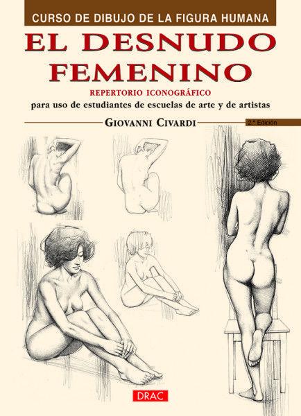 El desnudo femenino 2ªed:Cubierta Desnudo Femenino