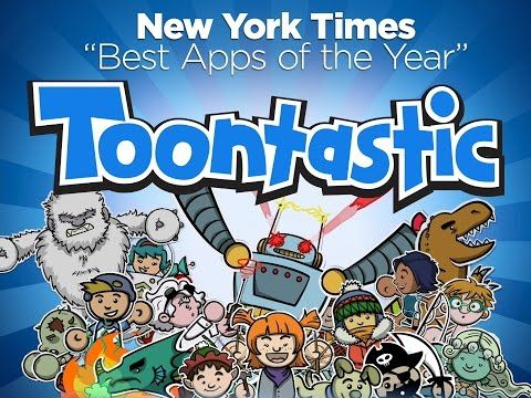 Introducing Toontastic 3D: a playful storytelling app for kids