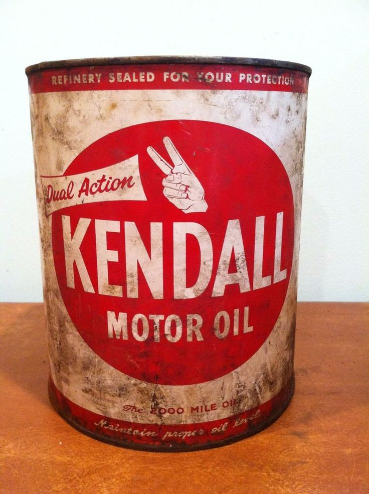847 best images about automobilia on pinterest pontiac for Kendall motor oil history