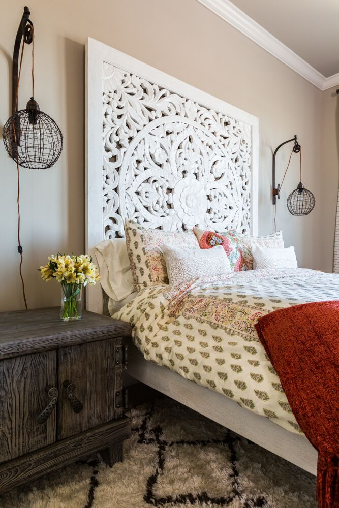 We feel the bohemian vibes from this teenage bedroom design. 8 best Spaces   Teenager Rooms images on Pinterest   Teenager