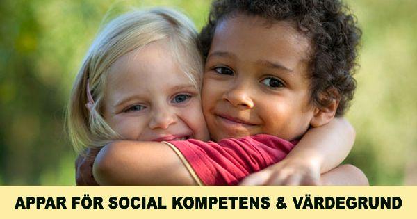 Appar för social kompetens