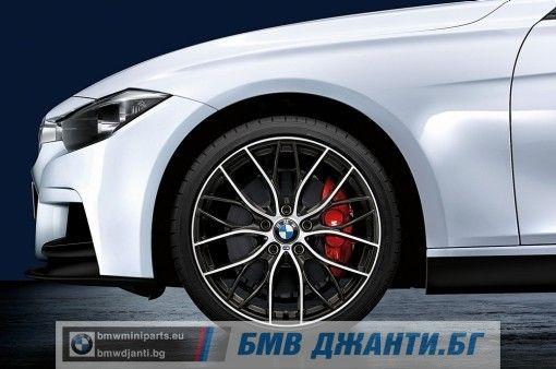 Оригинални Джанти BMW M Double Spoke Style 405