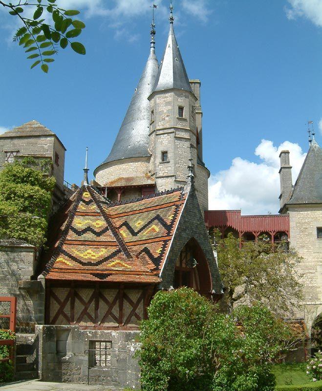 Château de la Rochepot 21
