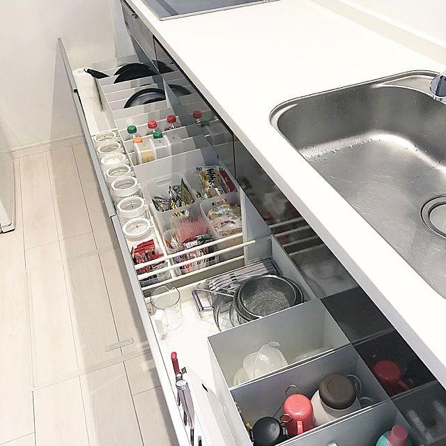 キッチン 建売だけどオシャレハウスを目指します すっきり暮らす