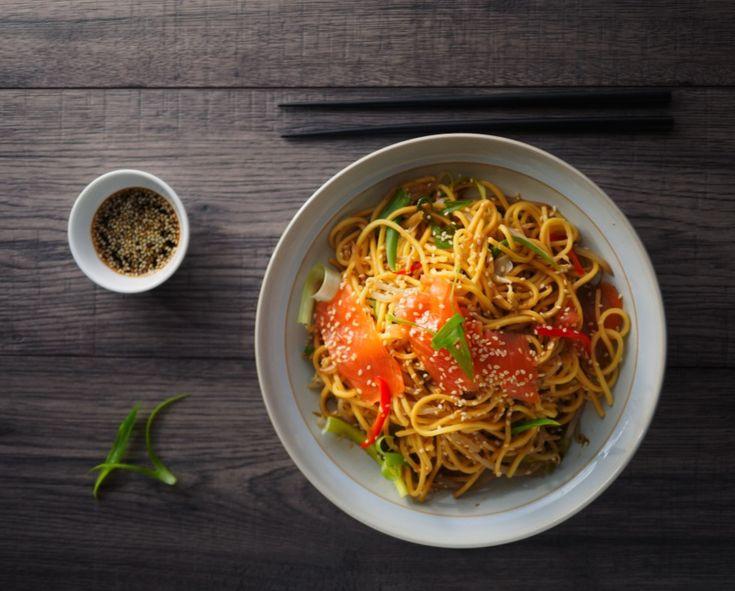 5 nyttiga luncher på 5 minuter