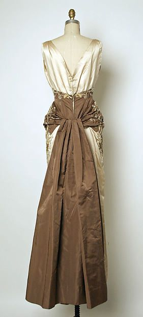 "1954-55 House of Balmain | ""Oriane"" | French | The Metropolitan Museum of Art"