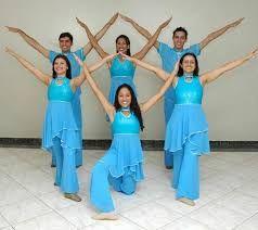 Resultado de imagem para figurina dança ministerio