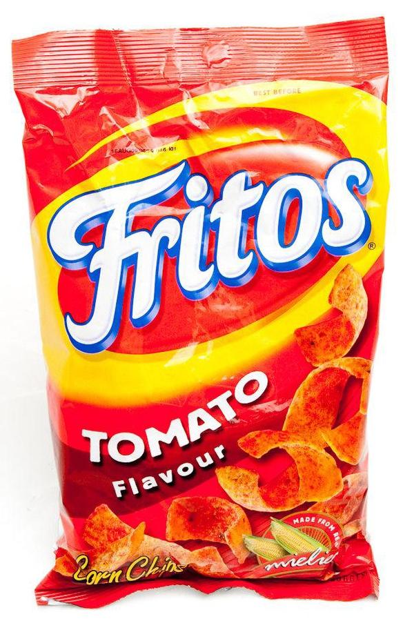 Simba Fritos Tomato