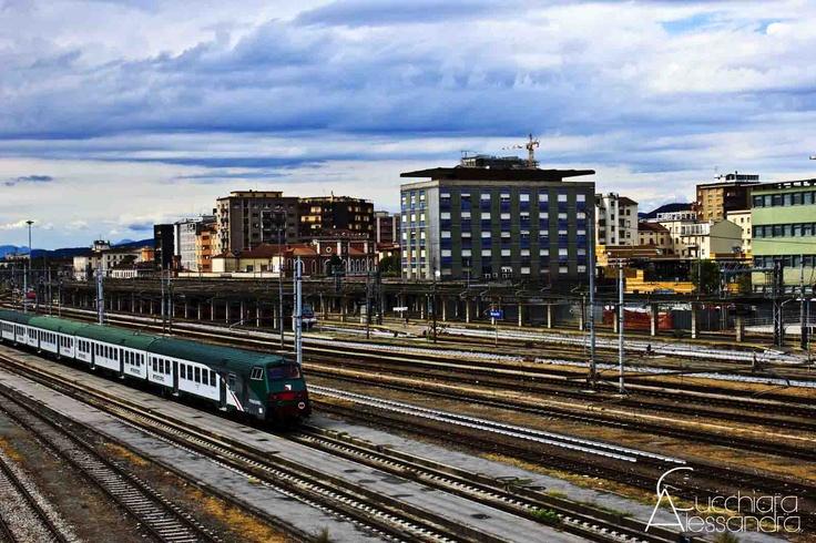 Brescia station - Italy