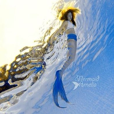 """""""People will forget what you said, People will forget what you did, but people with never forget how you made them feel"""" - Maya Angelou Photo by @mermaidjessicapearl and @perthmermaids Tail from..."""