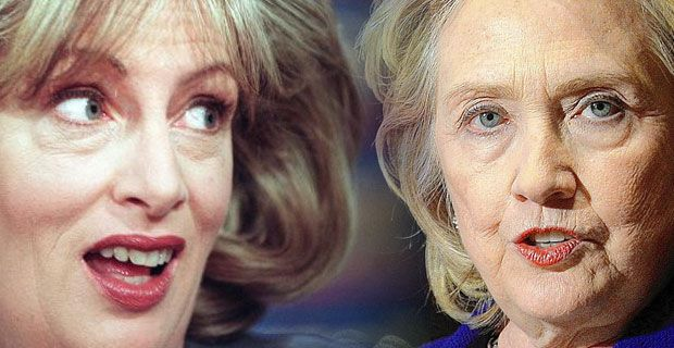 """Linda Tripp: Hillary Clinton Believes Americans Are Little More Than Plebeians ~   A """"Ruthless"""" Hillary Ran Two-Term Clinton Administration -- INFOWARS"""
