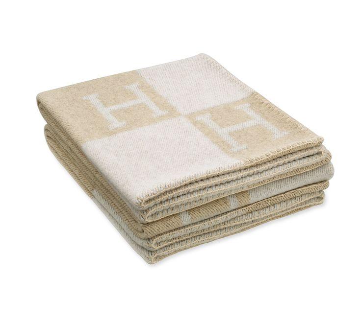 Blankets & Pillows Hermès Avalon Blankets - Home | Hermès, Official Website