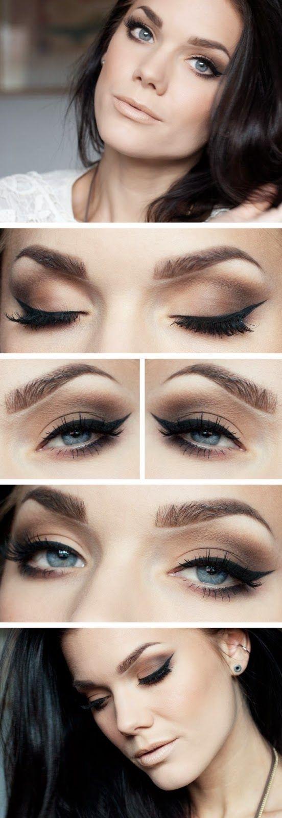 Cómo maquillar los ojos según su forma   Cuidar de tu belleza es facilisimo.com