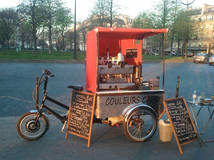 * Couleurs Café by Arnaud Viratelle in Paris