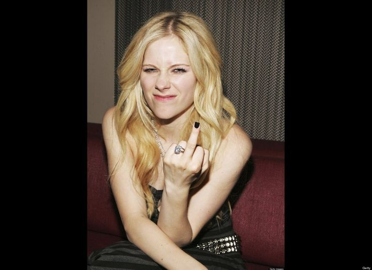 from Yahir avril lavigne fingering herself