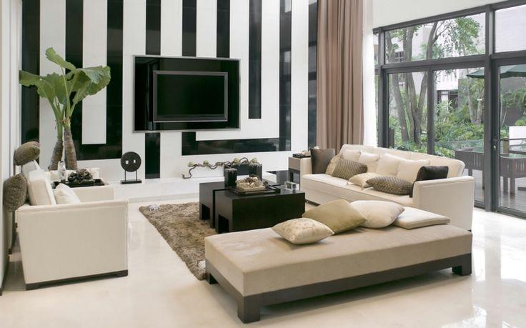 wohnzimmer Wohnzimmer modern einrichten – 9 tolle Bilder und