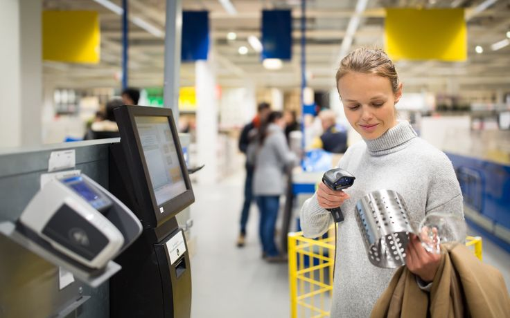 Next time you think it doesn't matter when you don't scan your shopping correctly, think again.