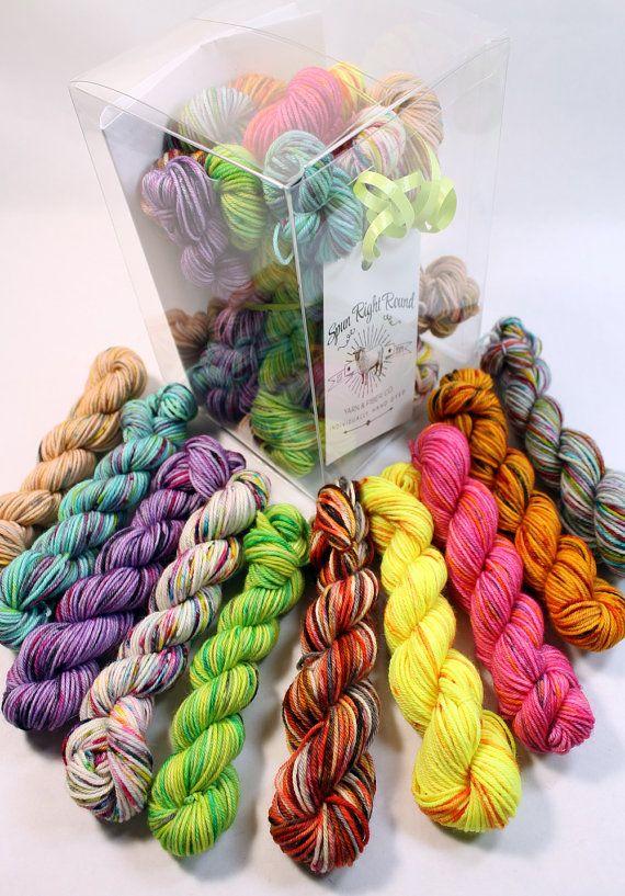Knitting Goddess Mini Skeins : Best yarn mini skeins images on pinterest sock