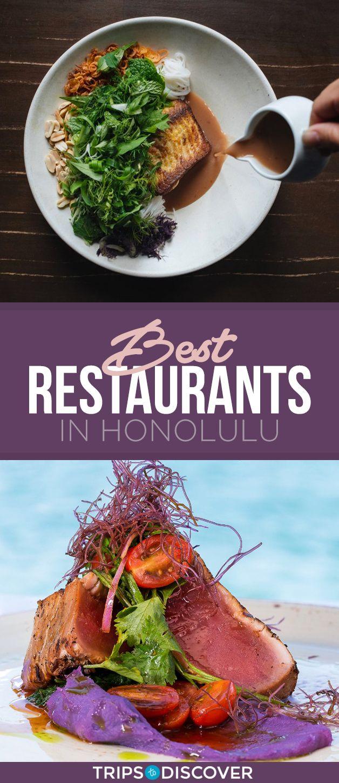 10 Best Restaurants In Honolulu In 2020 With Photos Tripstodiscover Hawaii Hotels Honolulu Restaurants Honolulu
