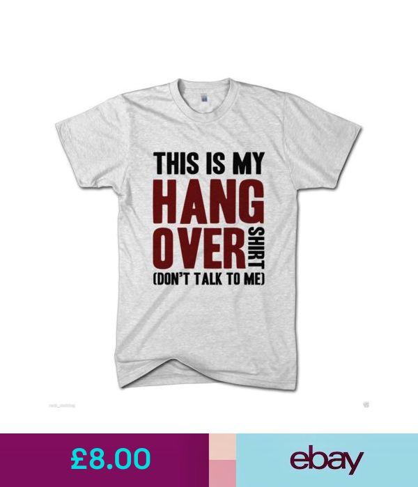 T-Shirts This Is My Hangover Funny Men Clubbing Tshirt Disco Club Rave Acid T Sh…