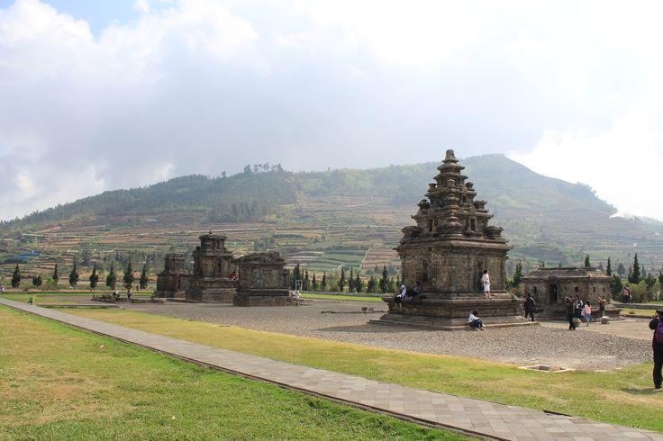 Arjuna Temple - Dieng, Wonosobo, Indonesia
