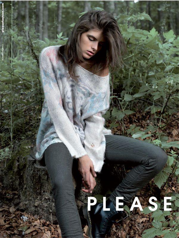 Campaign F-W 2013-2014 By Please Fashion