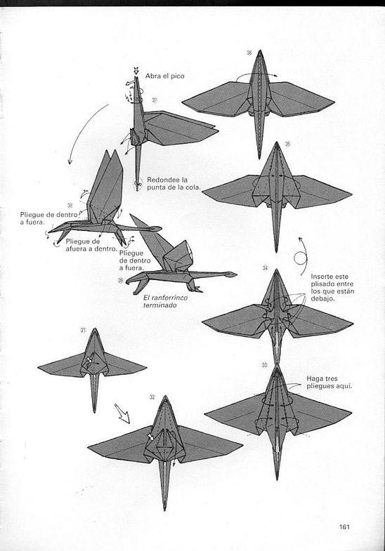 kunihiko kasahara y Toshie Takahama (Papiroflexia) - Origami para expertos 160_page160