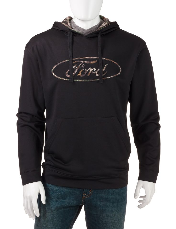 Realtree Ford Fleece Hoodie $29.99  clearance (50% Off) | Stage Stores