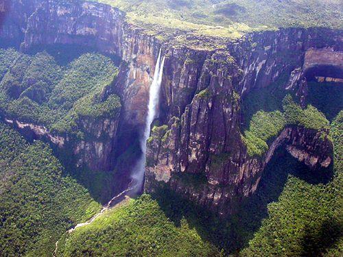 Bello país...mi país Venezuela...El Salto Angel
